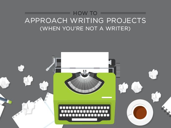Approach Writing Projects
